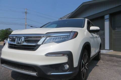 2019 Honda Pilot for sale at Eddie Auto Brokers in Willowick OH