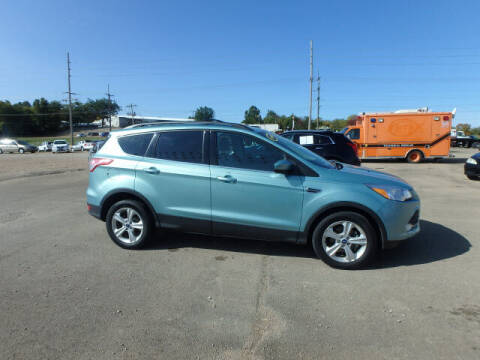 2013 Ford Escape for sale at BLACKWELL MOTORS INC in Farmington MO