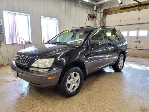 2002 Lexus RX 300 for sale at Sand's Auto Sales in Cambridge MN