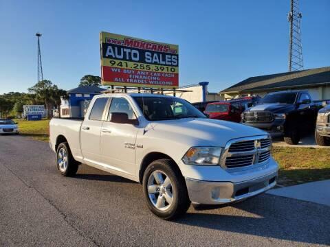 2013 RAM Ram Pickup 1500 for sale at Mox Motors in Port Charlotte FL