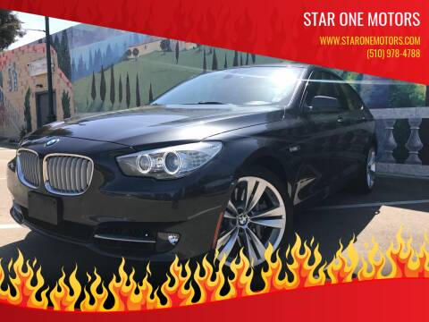 2011 BMW 5 Series for sale at Star One Motors in Hayward CA