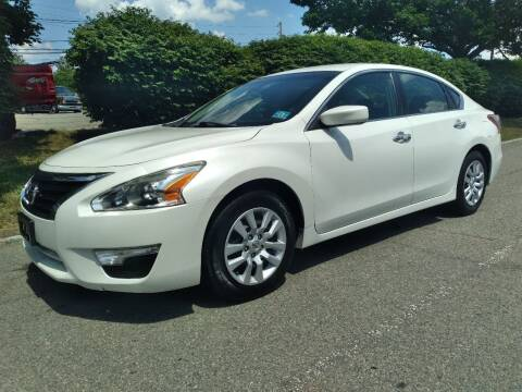 2013 Nissan Altima for sale at Jan Auto Sales LLC in Parsippany NJ