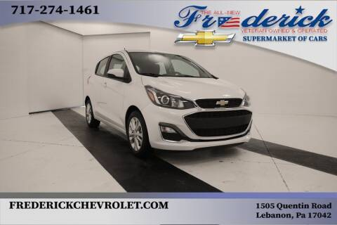 2020 Chevrolet Spark for sale at Lancaster Pre-Owned in Lancaster PA