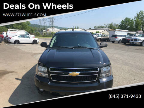 2014 Chevrolet Tahoe for sale at Deals on Wheels in Suffern NY