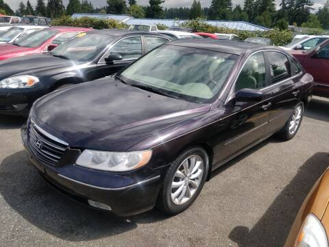 2006 Hyundai Azera for sale at SS MOTORS LLC in Edmonds WA