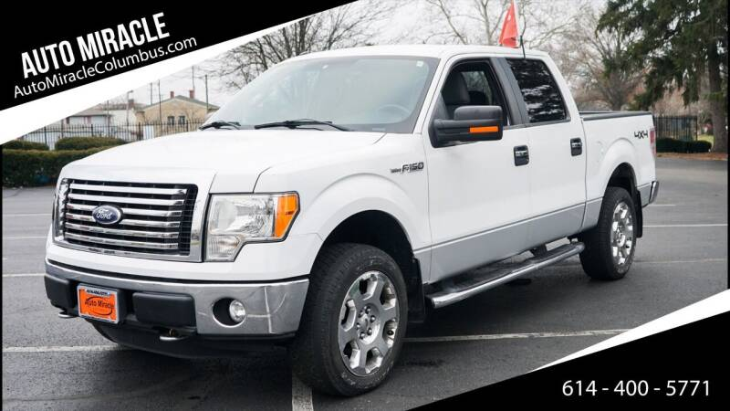 2011 Ford F-150 for sale at Auto Miracle in Columbus OH