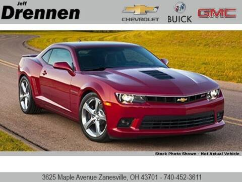 2014 Chevrolet Camaro for sale at Jeff Drennen GM Superstore in Zanesville OH