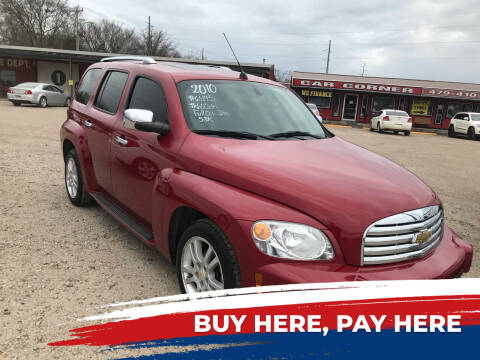 2010 Chevrolet HHR for sale at CAR CORNER in Van Buren AR