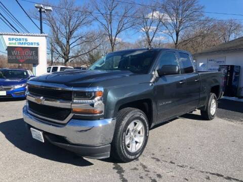 2018 Chevrolet Silverado 1500 for sale at Sports & Imports in Pasadena MD