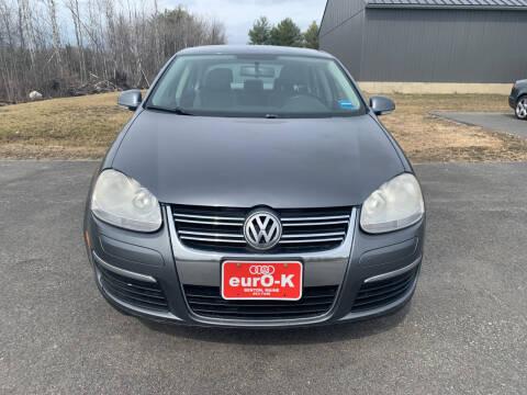 2007 Volkswagen Jetta for sale at eurO-K in Benton ME