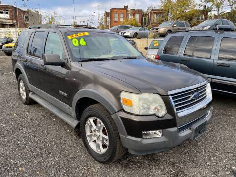 2006 Ford Explorer for sale at Noah Auto Sales in Philadelphia PA