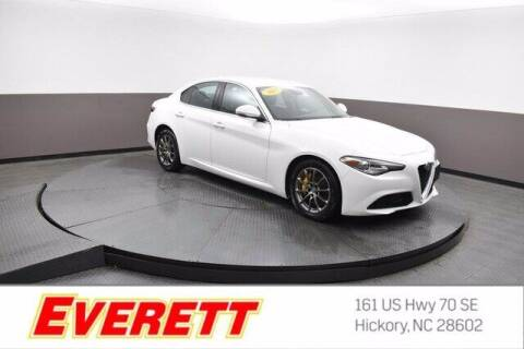 2017 Alfa Romeo Giulia for sale at Everett Chevrolet Buick GMC in Hickory NC