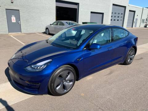 2020 Tesla Model 3 for sale at The Car Buying Center in Saint Louis Park MN