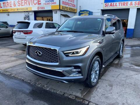 2019 Infiniti QX80 for sale at US Auto Network in Staten Island NY