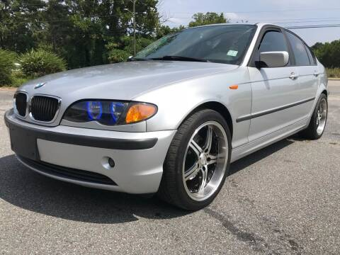 2003 BMW 3 Series for sale at ATLANTA AUTO WAY in Duluth GA
