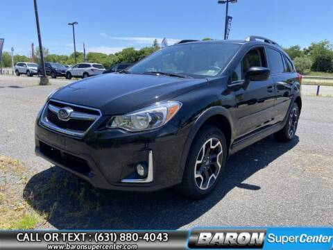 2016 Subaru Crosstrek for sale at Baron Super Center in Patchogue NY