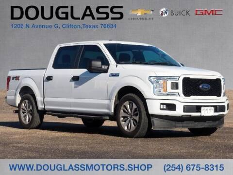 2018 Ford F-150 for sale at Douglass Automotive Group in Central Texas TX