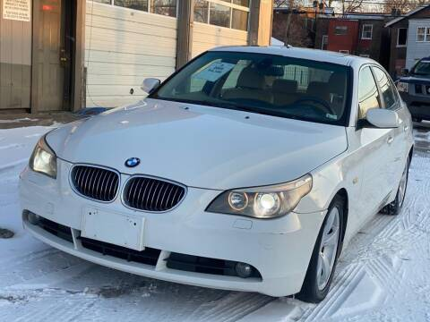 2006 BMW 5 Series for sale at IMPORT Motors in Saint Louis MO