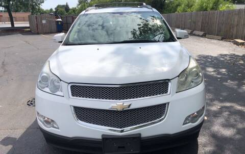 2009 Chevrolet Traverse for sale at Pay Less Auto Sales Group inc in Hammond IN