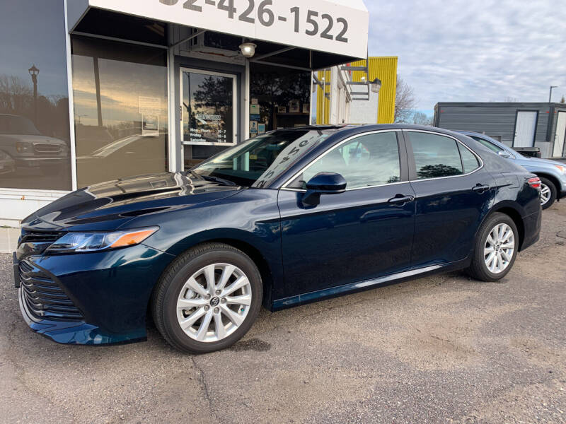 2020 Toyota Camry for sale at Mainstreet Motor Company in Hopkins MN