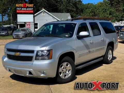 2013 Chevrolet Suburban for sale at Autoxport in Newport News VA