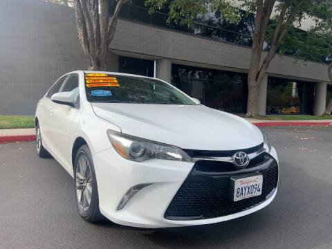 2015 Toyota Camry for sale at Right Cars Auto Sales in Sacramento CA
