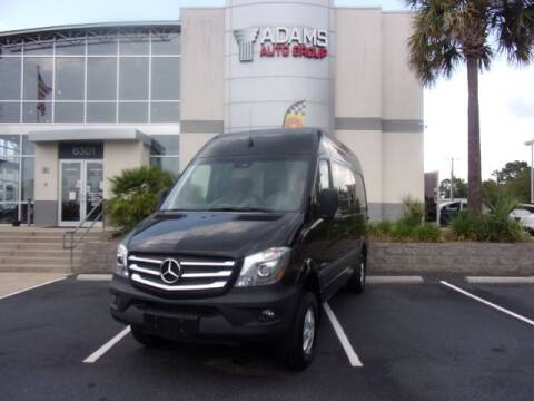 2016 Mercedes-Benz Sprinter Cargo for sale at Adams Auto Group Inc. in Charlotte NC