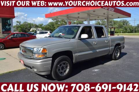 2005 GMC Sierra 1500 for sale at Your Choice Autos - Crestwood in Crestwood IL