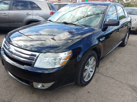 2008 Ford Taurus for sale at JIREH AUTO SALES in Chicago IL