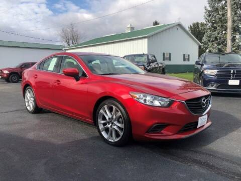 2015 Mazda MAZDA6 for sale at Tip Top Auto North in Tipp City OH