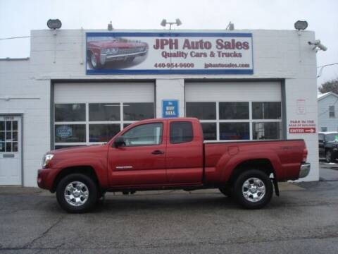 2007 Toyota Tacoma for sale at JPH Auto Sales in Eastlake OH