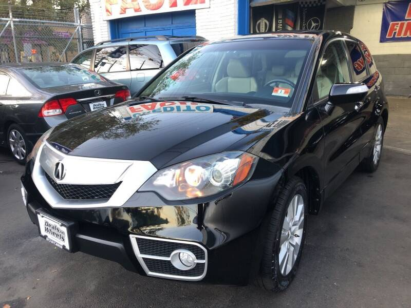 2010 Acura RDX for sale at DEALS ON WHEELS in Newark NJ