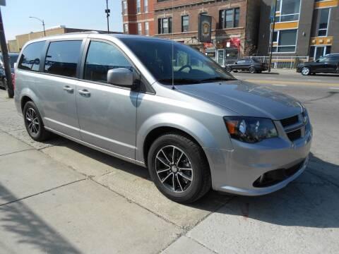 2018 Dodge Grand Caravan for sale at Metropolitan Automan, Inc. in Chicago IL