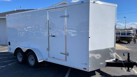 2021 CARGO EXPRESS VHW716TA2 for sale at Action Motor Sales in Gaylord MI