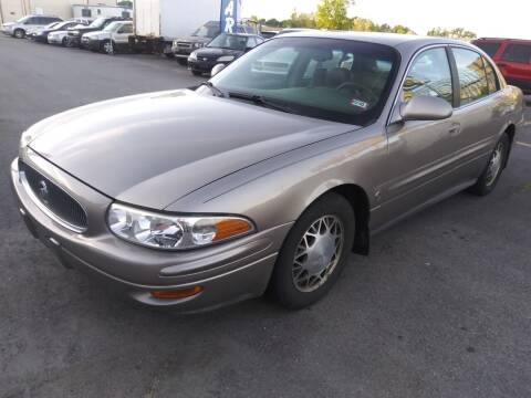 2000 Buick LeSabre for sale at JG Motors in Worcester MA