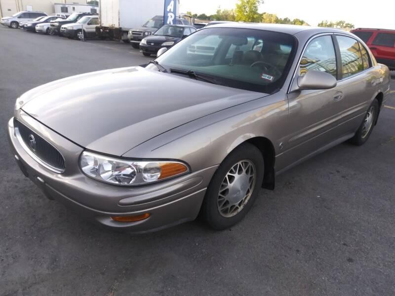 2000 Buick LeSabre for sale at JG Motors in Worcester MA
