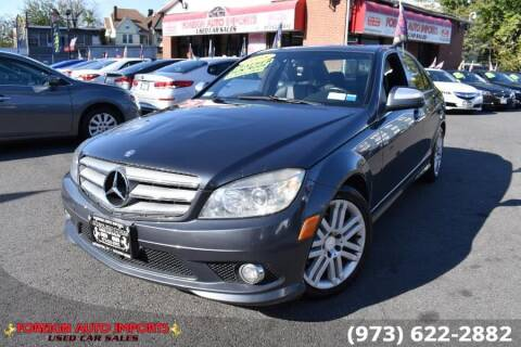 2008 Mercedes-Benz C-Class for sale at www.onlycarsnj.net in Irvington NJ