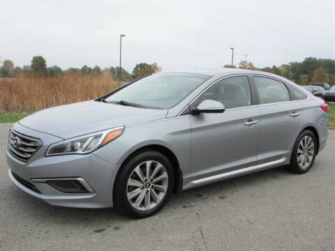2017 Hyundai Sonata for sale at 42 Automotive in Delaware OH
