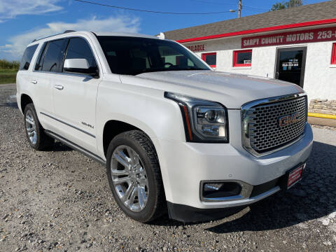 2016 GMC Yukon for sale at Sarpy County Motors in Springfield NE