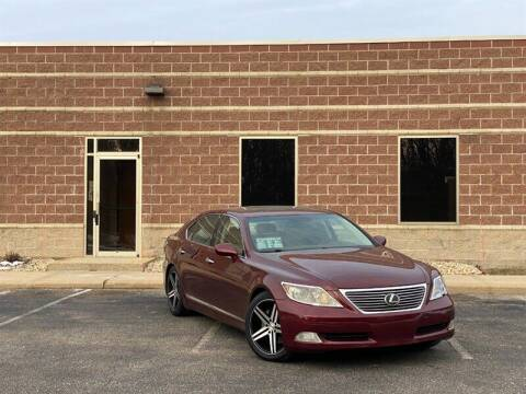 2008 Lexus LS 460 for sale at A To Z Autosports LLC in Madison WI
