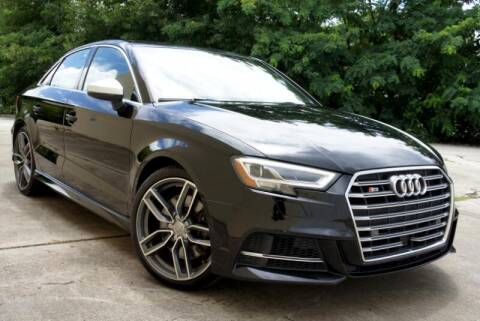 2017 Audi S3 for sale at CU Carfinders in Norcross GA