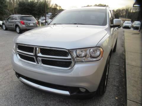 2011 Dodge Durango for sale at 1st Choice Autos in Smyrna GA