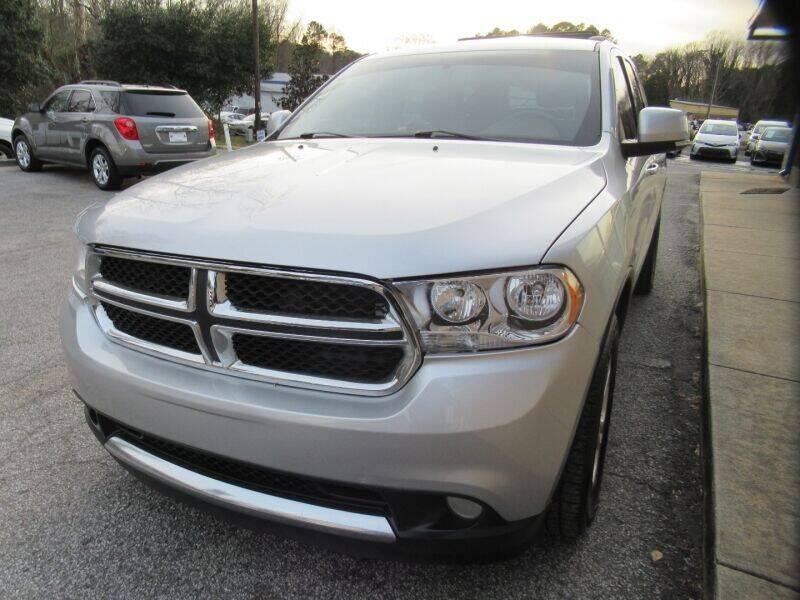 2011 Dodge Durango for sale at Southern Auto Solutions - Georgia Car Finder - Southern Auto Solutions - 1st Choice Autos in Marietta GA
