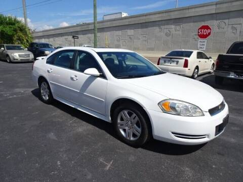 2013 Chevrolet Impala for sale at DONNY MILLS AUTO SALES in Largo FL
