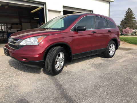 2011 Honda CR-V for sale at Purpose Driven Motors in Sidney OH