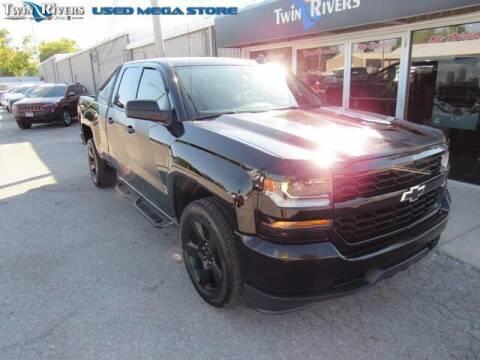 2016 Chevrolet Silverado 1500 for sale at TWIN RIVERS CHRYSLER JEEP DODGE RAM in Beatrice NE