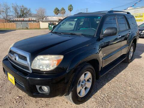 2008 Toyota 4Runner for sale at Rock Motors LLC in Victoria TX