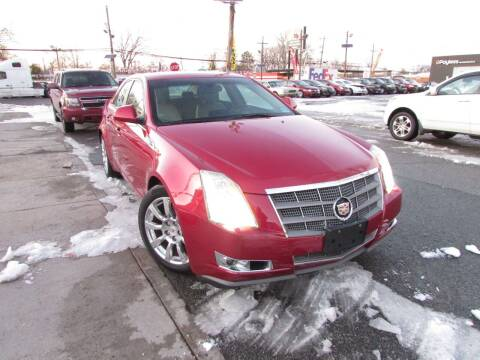 2009 Cadillac CTS for sale at K & S Motors Corp in Linden NJ