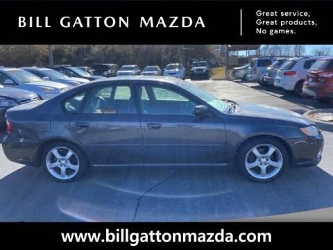 2008 Subaru Legacy for sale at Bill Gatton Used Cars - BILL GATTON ACURA MAZDA in Johnson City TN