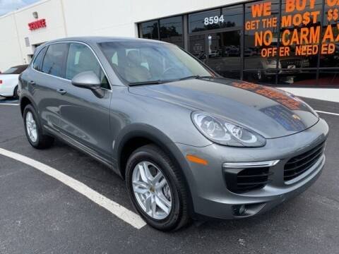 2018 Porsche Cayenne for sale at Hi-Lo Auto Sales in Frederick MD